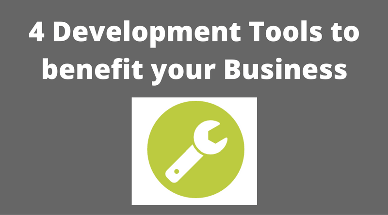 4 Development Tools to Benefit your Business