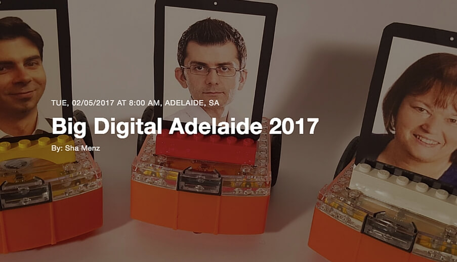 Big Digital Adelaide 2017