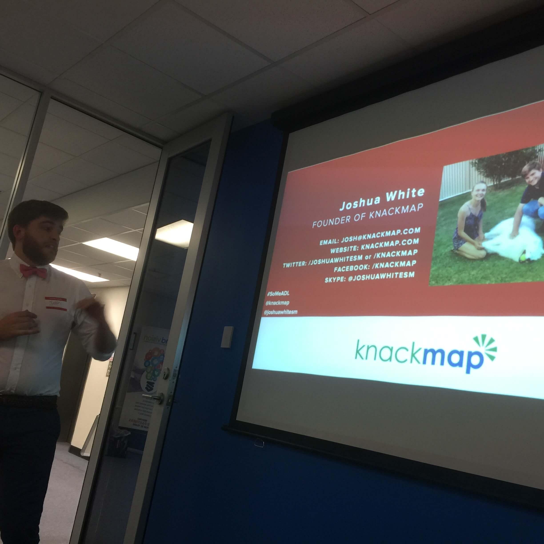 knackmap social media management tool