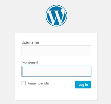 Adding an Admin to WordPress