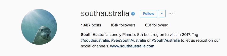 south australia instagram
