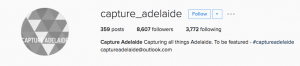 adelaide instagrammers