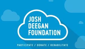 Josh Deegan Foundation Logo
