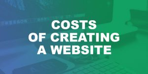 Costs of creating a website
