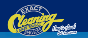 custom software design client Exact Cleaning