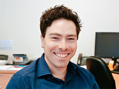 Michael Reitano - Senior Developer at MindVision