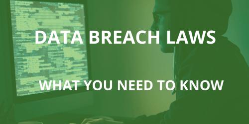 New Data Breach Laws
