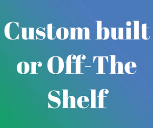 choosing a Custom CRM or off-the shelf